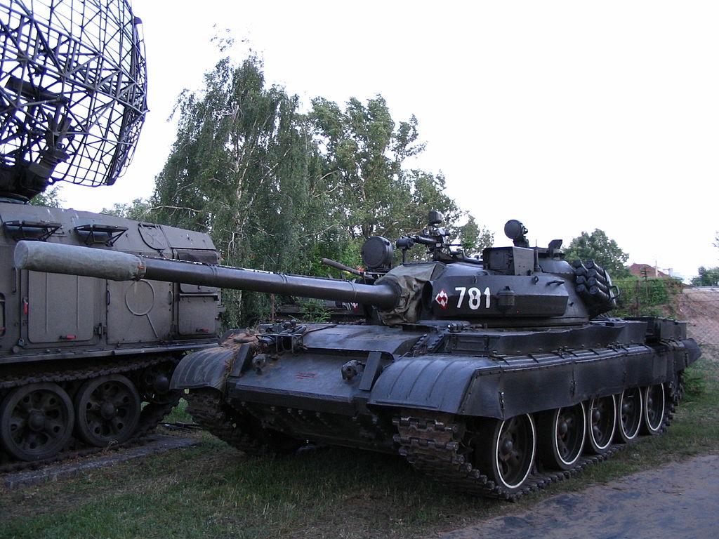 Т-55АМ Merida