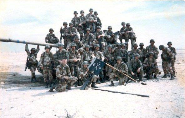 Американцы захватили иракский Т-55