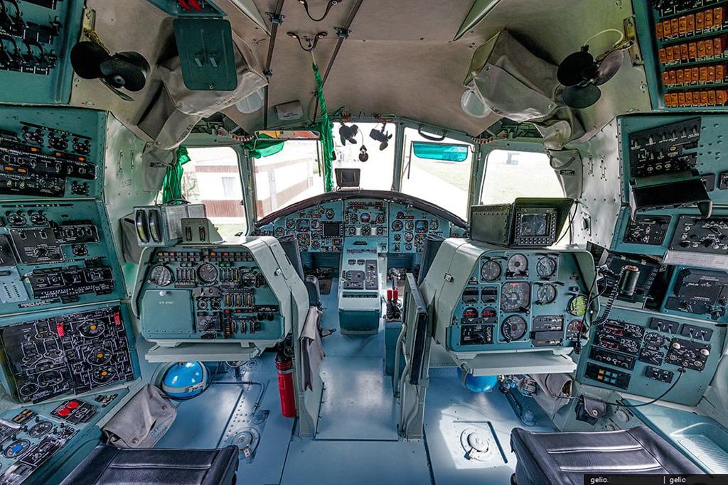 Кабина Ми-26