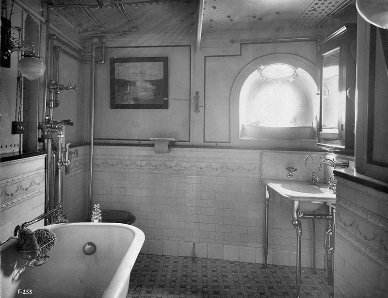 Бронепалубный крейсер 'Варяг'. Внутренние помещения