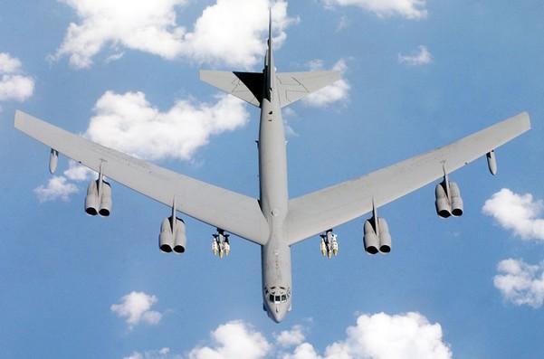 Боинг B-52G/H - американский стратегический бомбардировщик-ракетоносец