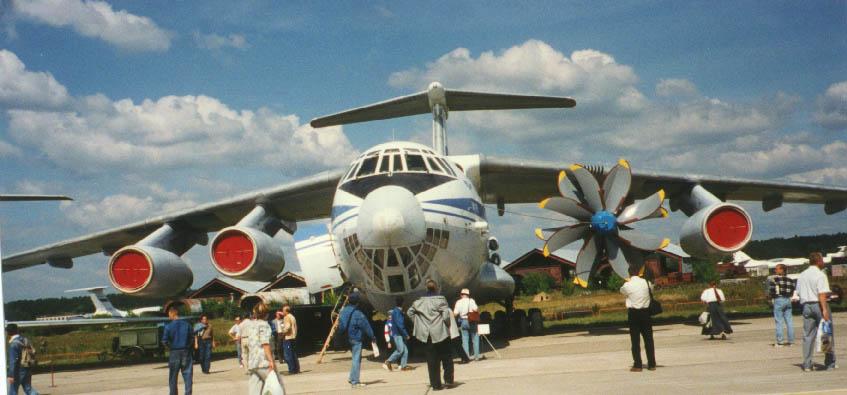 Ил-76ЛЛ