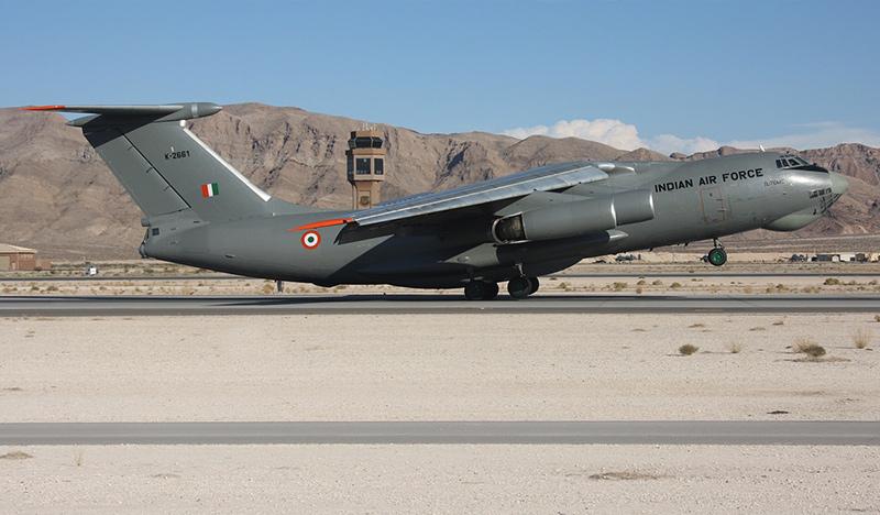 Индийский Ил-76