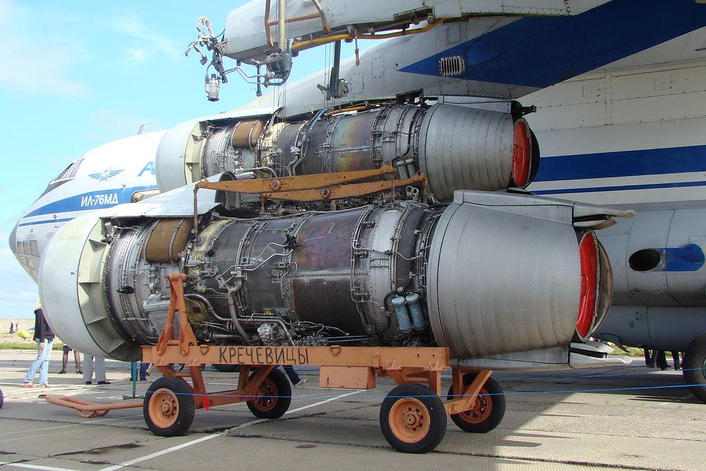 Силовая установка Ил-76