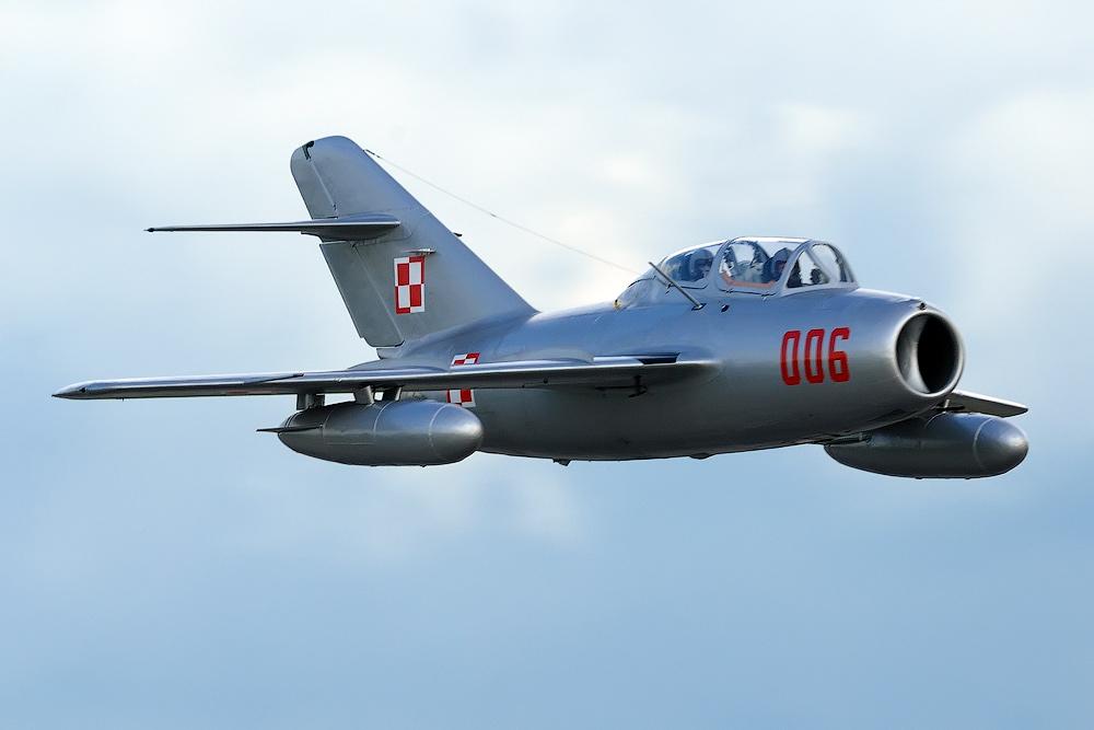 Польский вариант МиГ-15УТИ — SBLim-2