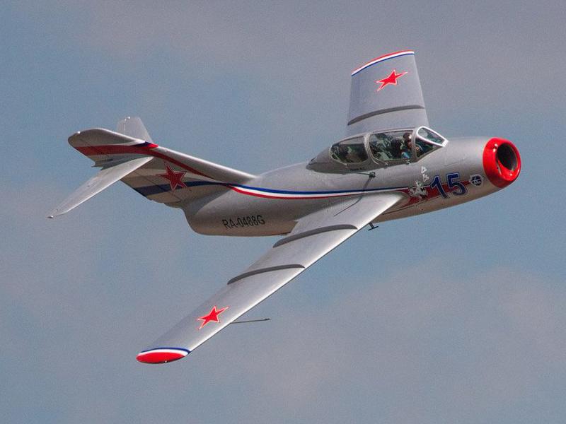 МиГ-15 - советский истребитель