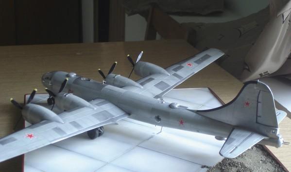 Ту-4 - дальний бомбардировщик