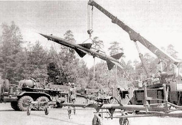 ЗРК С-75 «Двина», «Десна », «Волхов»