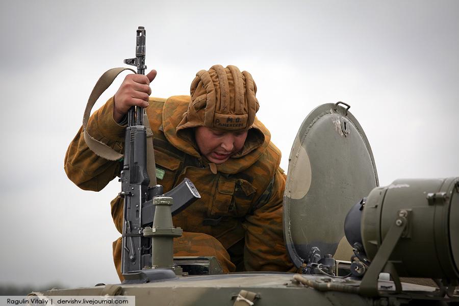 Десантирование 2С9 Нона-С