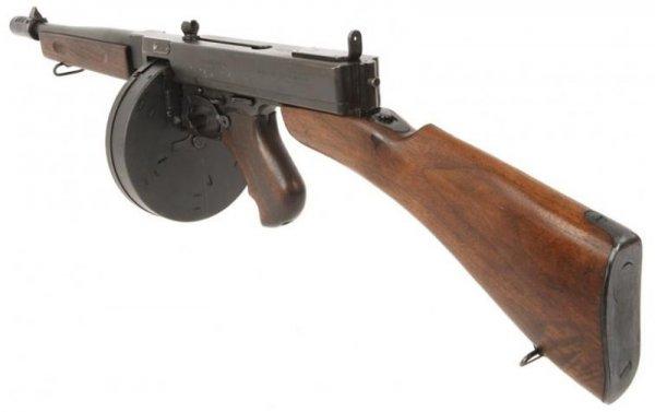 Пистолет-пулемет Томпсона (Томми-ган)