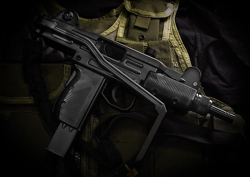 Узи - израильский пистолет-пулемет