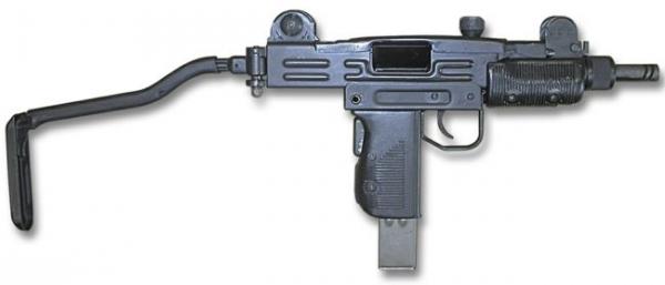 Пистолет-пулемет Міпі-Uzi