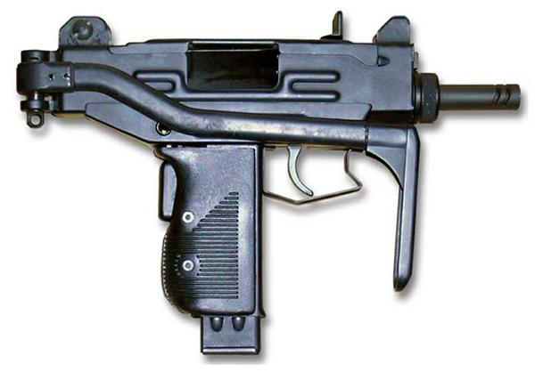 Пистолет-пулемет Micro-Uzi