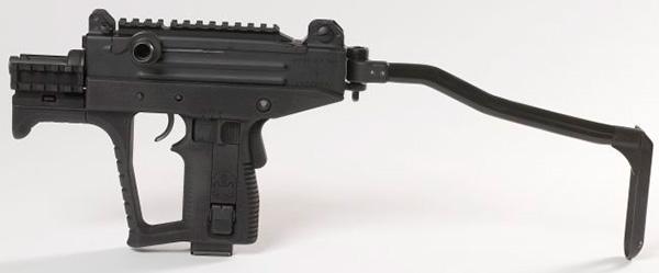 Пистолет-пулемет Uzi-Pro
