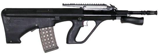 Штурмовая винтовка AUG А2