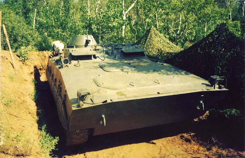 Машина радиационной и химической разведки РХМ «Кашалот»