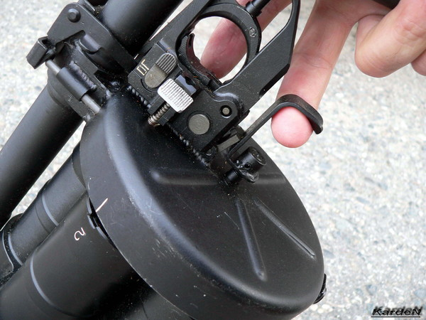 РГ-6 «Гном» (6Г30) - ручной револьверный гранатомет