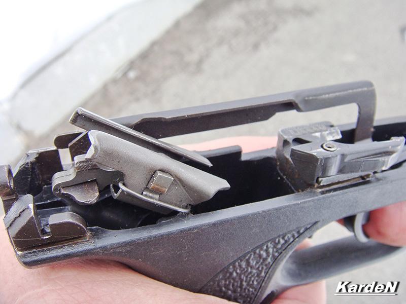 ГШ-18 - пистолет Грязева Шипунова калибр 9-мм