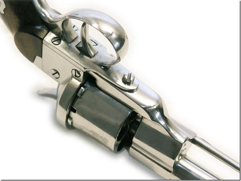 11-мм револьвер Лефоше модели 1856 г. под шпилечный патрон
