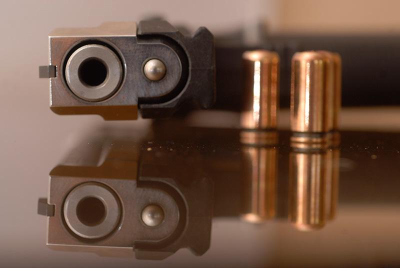 Хорхе-3М - травматический пистолет калибр 9-мм