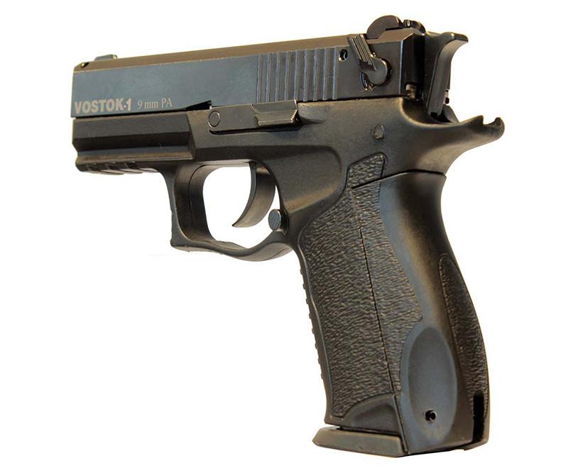 Восток-1 - травматический пистолет калибр 9-мм