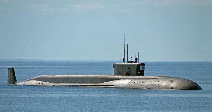 Подводные лодки проекта 955 «Борей»