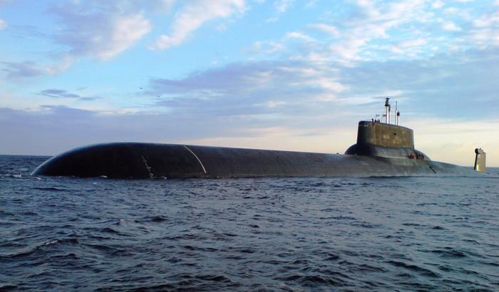 Подводные лодки проекта 941 «Акула» - самые большие в мире