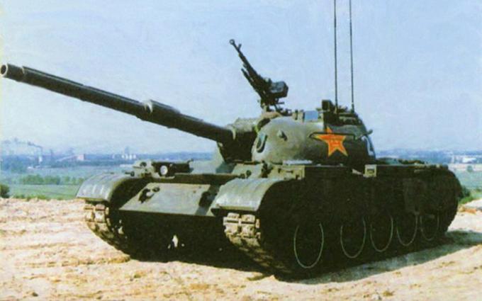 Тип 59 - Китайский танк