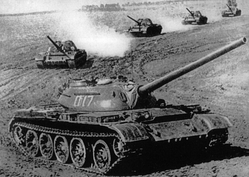 Т-54 образца 1949 года