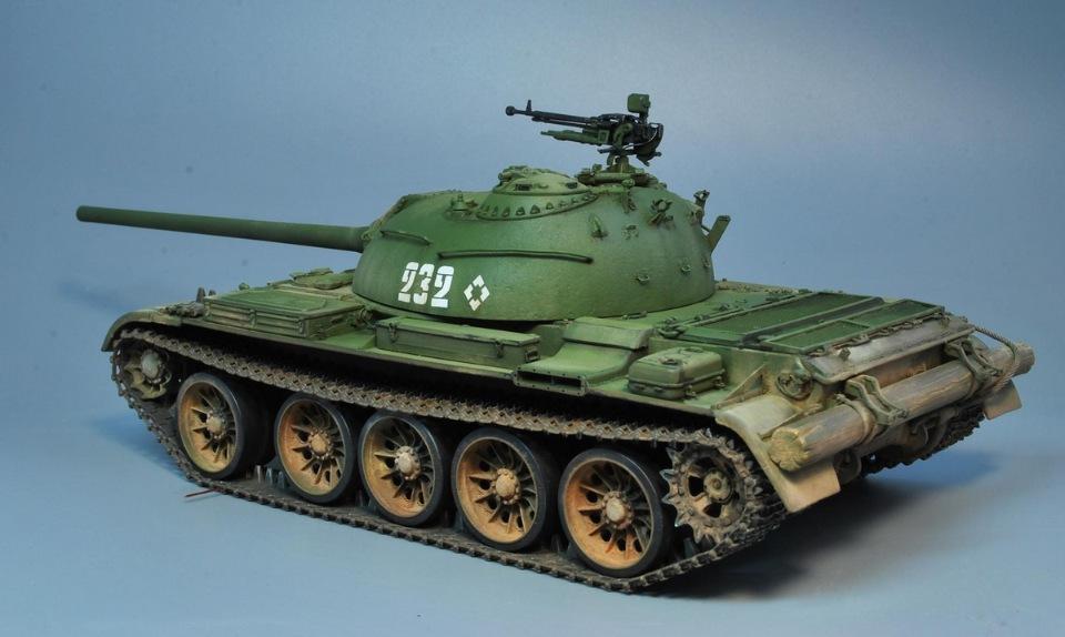 Т-54 - советский танк