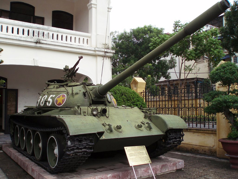 Северовьетнамский Т-54А