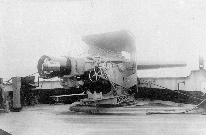 152-мм орудие Кане