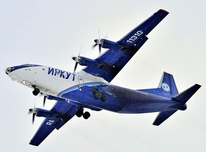 Ан-12Б корпорации 'Иркут'