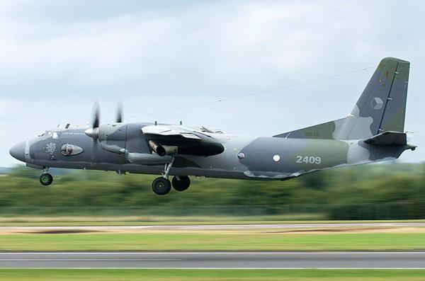 Ан-26 ВВС Чехии