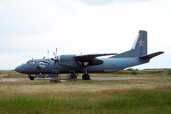 Ан-26 ВВС ЧФ РФ