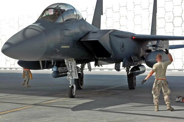 F-15 «Игл» - американский истребитель четвертого поколения