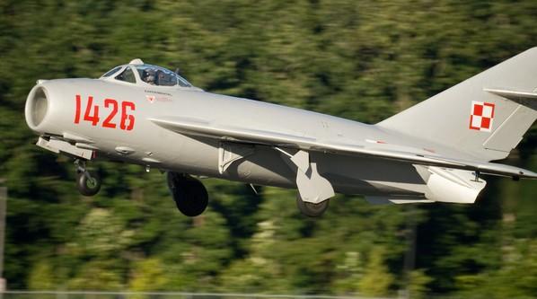 Польский МиГ-17