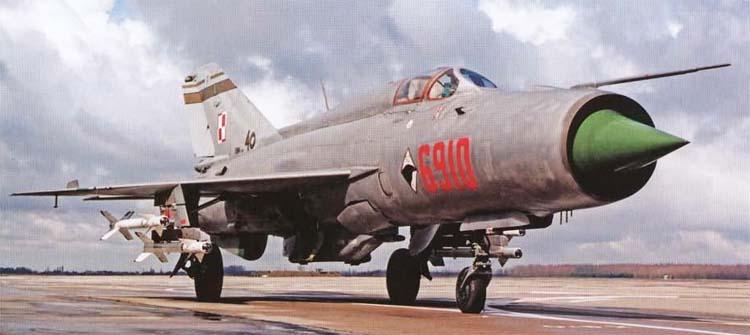 МиГ-21ПФМ