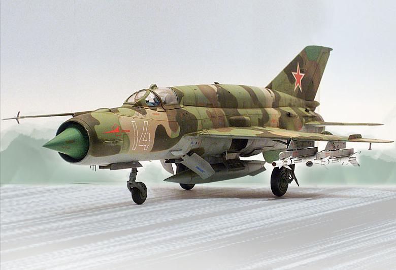 МиГ-21СМТ
