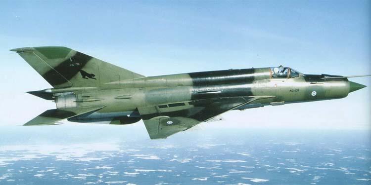 МиГ-21бис ВВС Финляндии