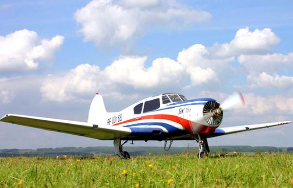 Як-18Т - учебно-тренировочный самолет