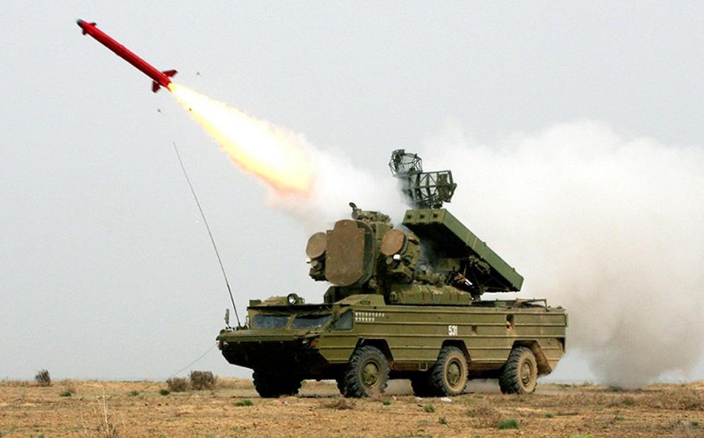 ЗРК ОСА-АКМ - зенитный ракетный комплекс