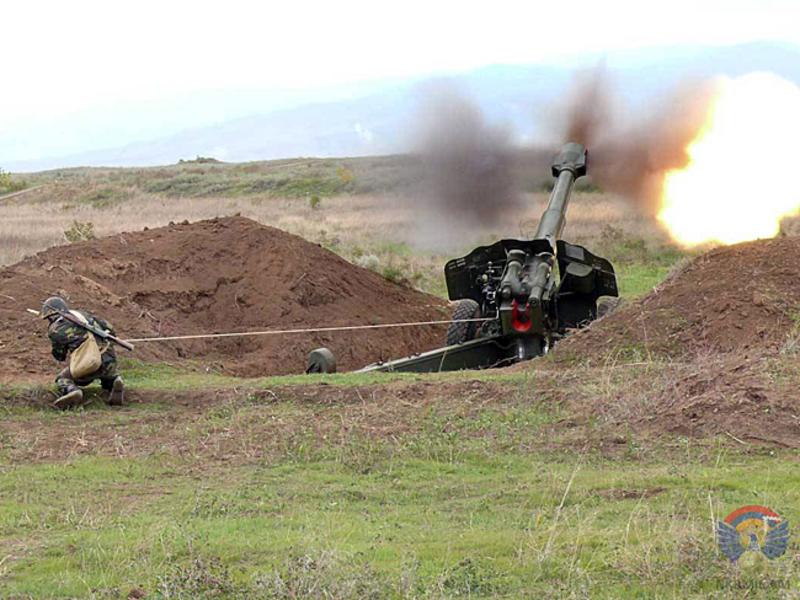 Д-20 - гаубица-пушка калибр 152-мм