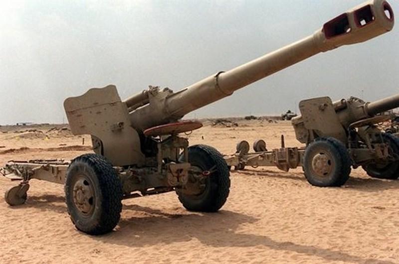 Д-20 - гаубица-пушка 152-мм