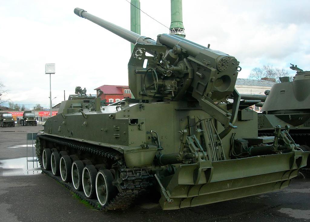 2С5 «Гиацинт-С»