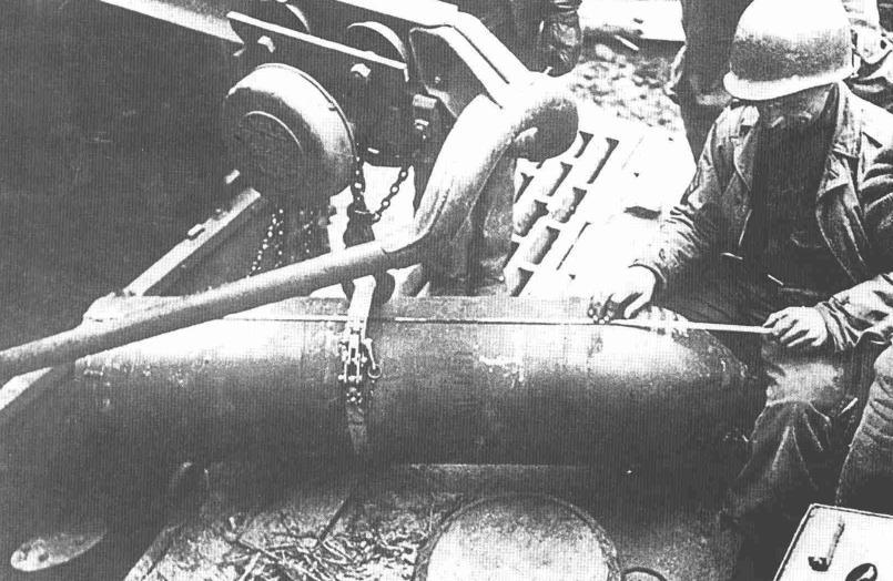 380-мм фугасная ракета «Штурмтигра»