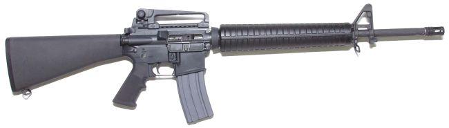 М16 - американская автоматическая винтовка