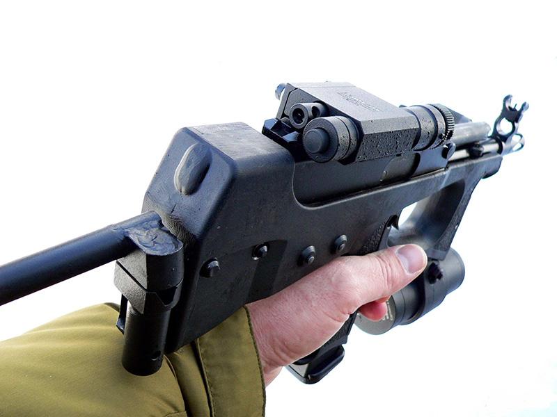 ПП-2000 - пистолет-пулемет