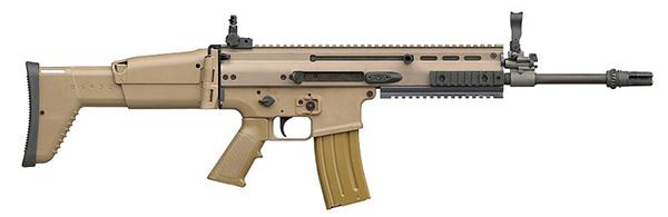 FN SCAR L (Light) — штурмовая винтовка