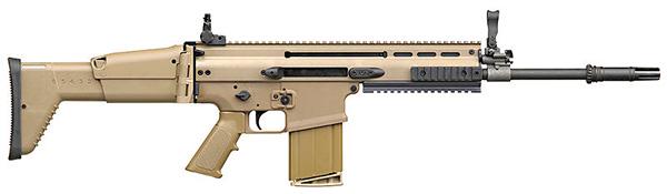FN SCAR H (Heavy) — винтовка калибра